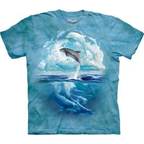 dolphin  shirt  mighty girl