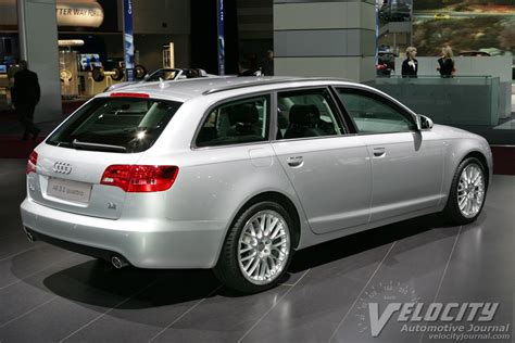 2006 Audi A6 by 2006 Audi A6 Wagon For Sale The Wagon