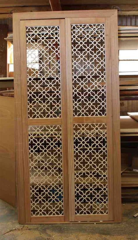 moroccan themed laser cut panels     inserts
