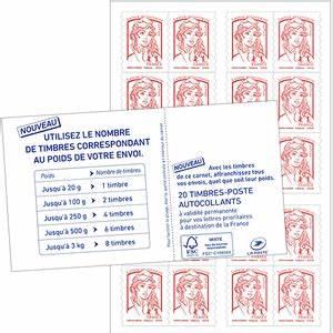 Poids Courrier Timbre : timbre marianne et la jeunesse rouge boutique particuliers la poste ~ Medecine-chirurgie-esthetiques.com Avis de Voitures