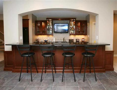 Basement Bar Ideas by 17 Basement Bar Ideas And Tips For Your Basement