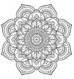 Mandalas Para Colorear Una Divertida Forma De Decirle