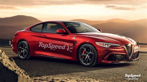 2019 alfa romeo giulia coupe top speed
