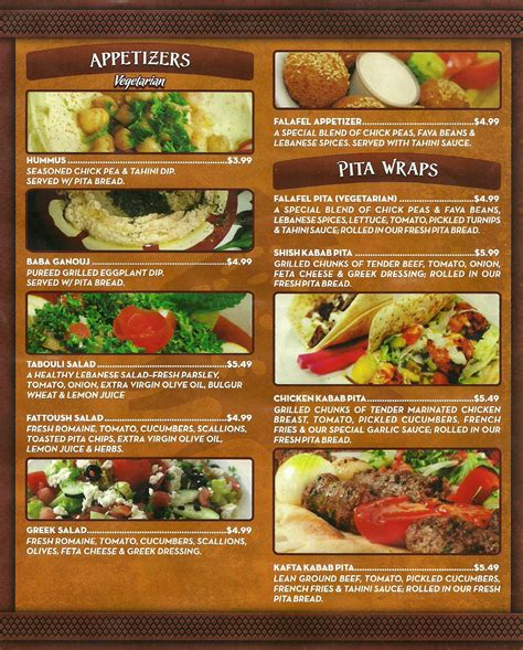 cuisine menu sultan lebanese cuisine bakery menu urbanspoon zomato