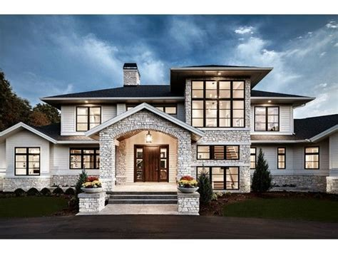 Traditional A Frame Home With Contemporary Style by 25 Best Modern Home Plans Ideas On Modern