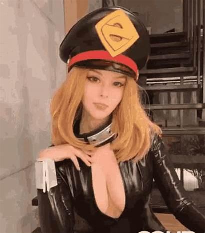 Cosplay Gifs Schoolgirl Tenor Valentine Helly Reddit