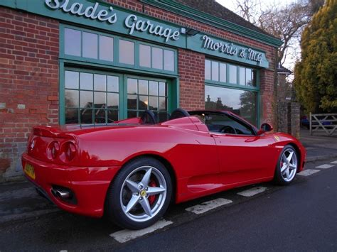 Great savings & free delivery / collection on many items. 2001 Ferrari 360 Spider F1 For Sale | Car And Classic