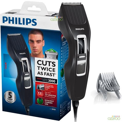 philips series mens dualcut technology corded hair clipper shaver