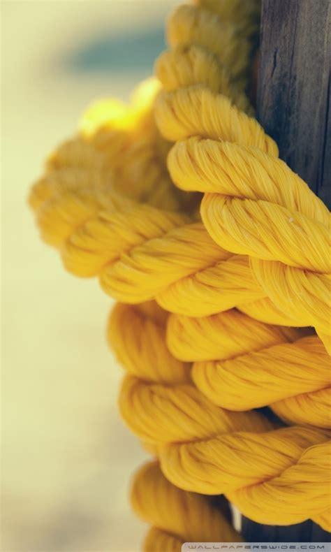 yellow rope  hd desktop wallpaper   ultra hd tv