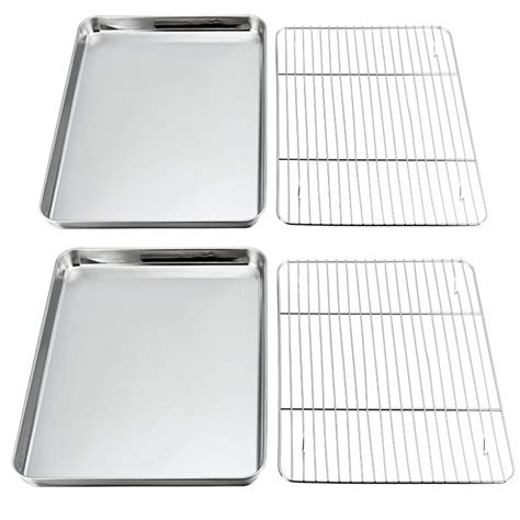 stainless steel sheets cookie cooling rack