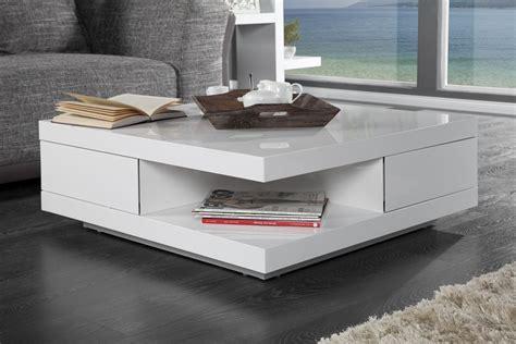 grossiste mobilier de bureau table basse laque blanc