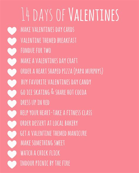 days  valentines printable  moms