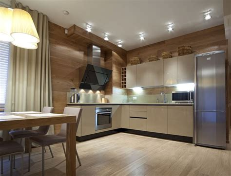 shaped kitchen designs layouts pictures ideas