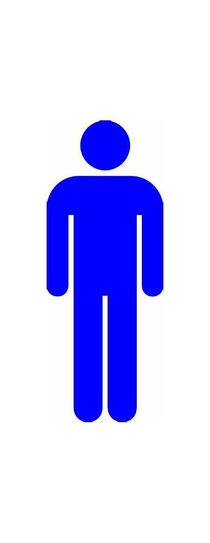 Male Toilet Symbol Clip Clipart Clker