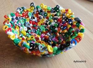 Objet Bambou Faire Soi Meme : id e d co r cup faire un bol et des d cos en plastique fondu comment recycler les perles hama ~ Melissatoandfro.com Idées de Décoration