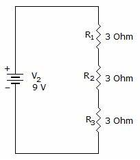 series circuits electronics questions and answers With led circuit series sample series circuit