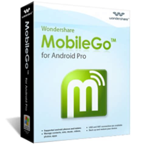 mobilego for android wondershare mobilego for android for windows