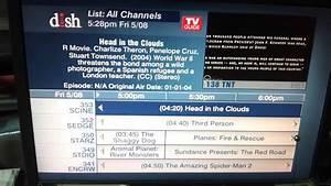 Dish Network In Costa Rica - 121w   119w  Hd Tv