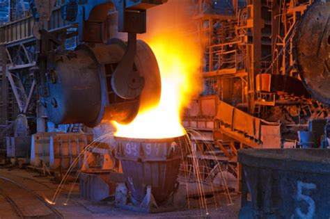 Foundry Industry   Arc Pacific