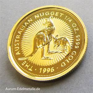 Gold Nugget Kaufen : australien kangaroo gold nugget 1 4oz 25 dollars 1996 ~ Orissabook.com Haus und Dekorationen