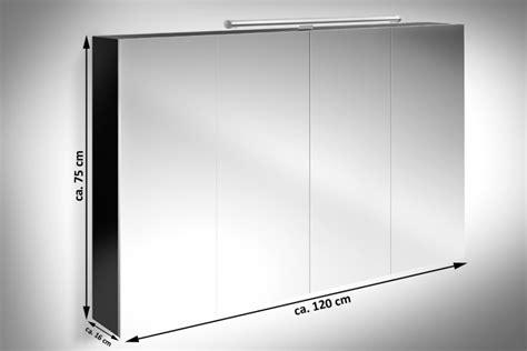 Badezimmer Spiegelschrank 75 Cm Breit by Spiegelschrank Bad 75 Cm Breit