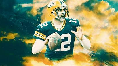 Aaron Rodgers Backgrounds Mac Wallpapers Background Nfl
