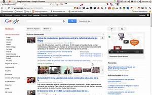 Google Noticias. Profesor Rafael Barzanallana. Universidad ...