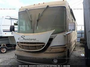 2000 Coachman Santara Motorhome Used Salvage Parts For Sale
