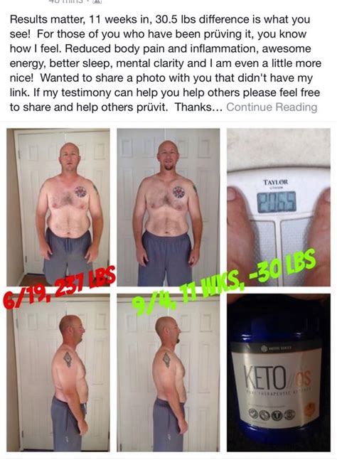 awesome results   weeks
