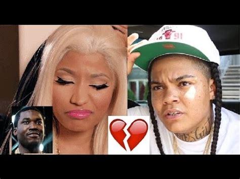 Nicki Minaj DENIES her Love for YOUNG M.A #OOOUUU 💔😢 - YouTube