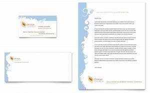 Letterhead Templates Microsoft Word Christian Church Business Card Letterhead Template Design