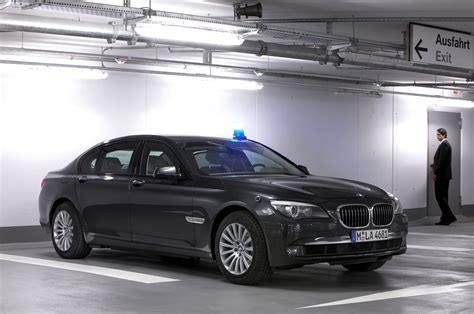 The New Bmw 7 Series High Security