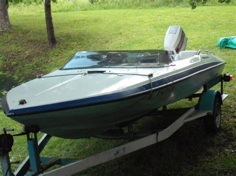 1980 glastroncarlson cvx16 powerboat for sale in kentucky