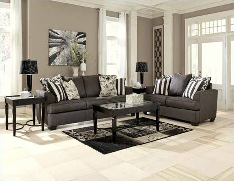 gray sofa living room decor dark grey couch what color curtains curtain menzilperde net