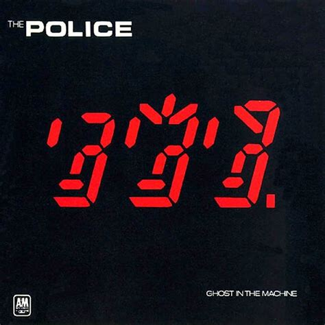 Image result for police ghost in the machine cover
