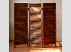 Wooden Partition Design Decoration