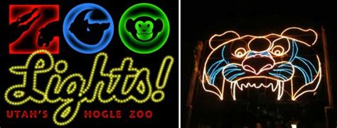 hogle zoo lights hogle zoo lights 2018 coupons hours prices