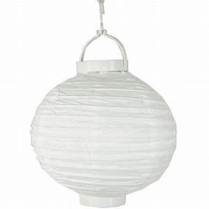 Lampions Mit Led : lampions aus papier mit led licht wei 6 tlg set annastore ~ Watch28wear.com Haus und Dekorationen