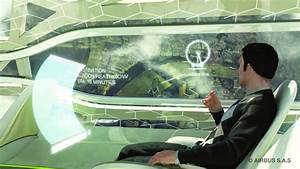 Airbus's Plans for Interactive Smart Glass in Future Plane ...
