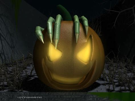 3d Movie Image 3d Halloween Wallpapers