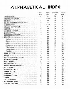 1937 Packard Repair Shop Manual Original