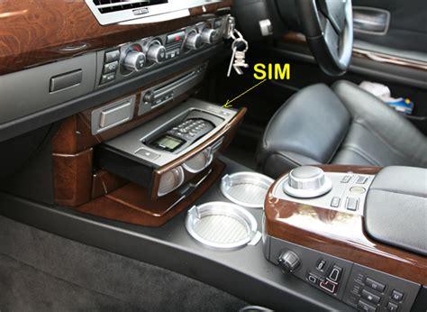 sim karte für auto where is located sim card slot on e65 bimmerfest bmw forums