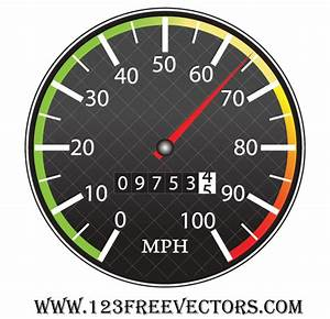 Free Speedometer Vector by 123freevectors on DeviantArt