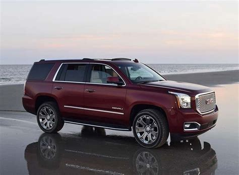 Gmc Denali Suv 2020 by 2020 Gmc Yukon Concept And Denali Redesign 2019 2020