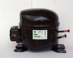 China R134a Refrigerator Compressor