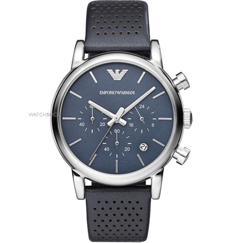 Men's Emporio Armani Chronograph Watch (ar1736)  Watch. 18k Wedding Band. Art Deco Diamond Bands. Entwined Rings. Star Diamond. Gold Antique Pendant. New Sapphire. Ciner Brooch. Serpent Bracelet