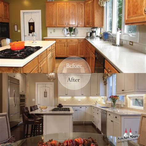 kitchen transformation kitchen magic