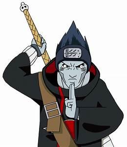 Naruto: Hoshigaki Kisame by SractheNinja on DeviantArt