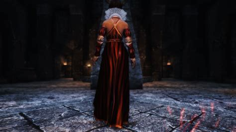 the witcher 2 eilhart dress at skyrim nexus mods and community philippa done witcher 2