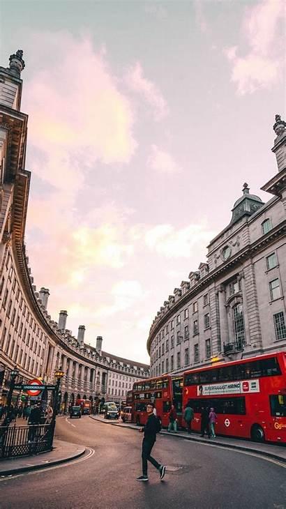 Phone London Street Regent Wallpapers Theme Mobile